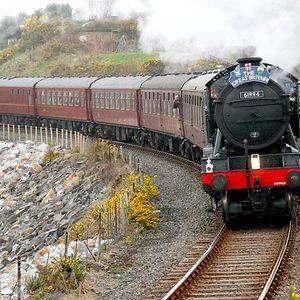 Chris Hughes Interviews Paul Lewin of Ffestiniog  & Welsh Highland Railway April 2015