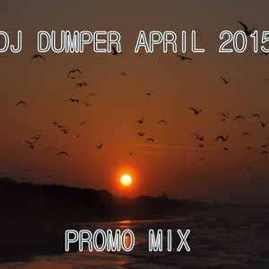 Dj Dumper-April 2015 Promo Mix (DEEP HOUSE)