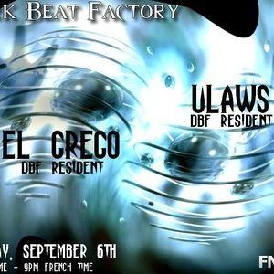 El Grego @ Dark Beat Factory #033