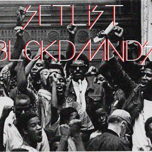 Setlist NeoSoul - BLCKDMNDS