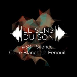 Le sens du son #38 - Silence  - Carte blanche a Fenouil