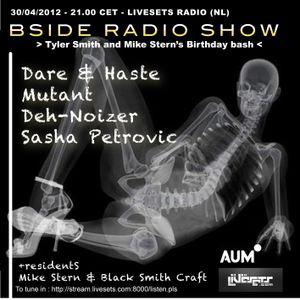 Mike Stern @ Bside show (30-04-2012)