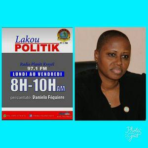 lakou politik 29 aout 2017 declararation du directrice comminuction d'Office National Identification