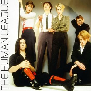 THE HUMAN LEAGUE STORY MEGAMIX