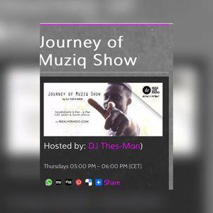 DJ Thes-Man - Journey Of Muziq Show #078