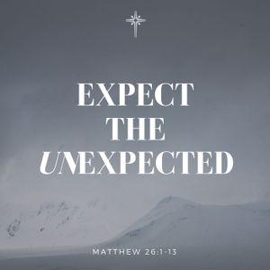 01/08/17 Matthew 26:1-13