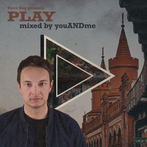youANDme - Steve Bug's PLAY podcast #3
