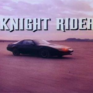 1980's Knightrider mash up