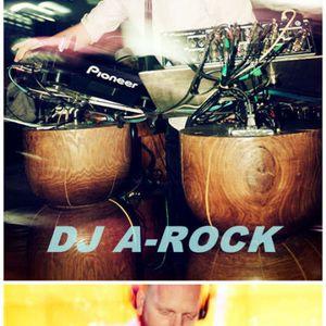DJ A-Rock  - Funky Fu#king Vodka (Funky House April 2012 Mixtape)
