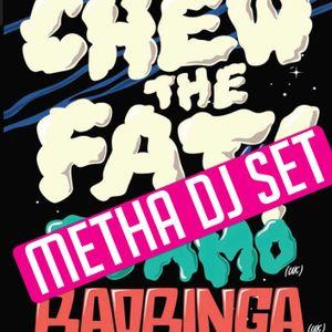 "Metha ""mini"" Live Set Chew The Fat, Baobinga 2011.01.13"