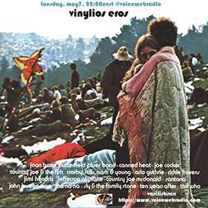 Βινύλιος έρως @VoiceWebRadio Νο21 (Woodstock)