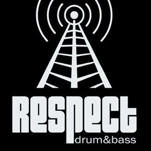 Outrage -Respect DnB Radio [3.30.11]