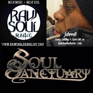 Jahrrell on RawSoulRadioLive.com ,  16th April Sunday  2017