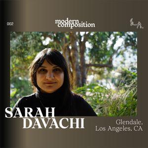 Modern Composition L.A. featuring Sarah Davachi