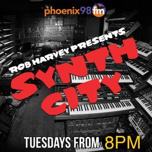 Synth City - July 4th 2017 on Phoenix 98FM