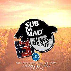 SUBDAMALT Podcast - Dubstep Session #12