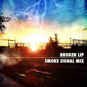 Smoke Signal Mix - Broken Lip ( Purple music, Dubstep, Witch House, Oldschool,  Bassline, Brujatón )