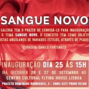 Áudio76 - Sangue Novo Com Danilo Fortunato