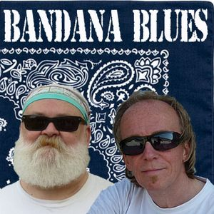 Bandana Blues#633 Gone to the dogs.... & Cats...
