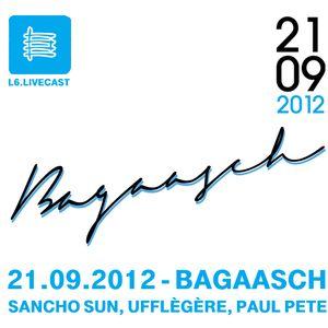 21.09.12 Bagaasch - Sancho Sun, Ufflègère, Paul Pete I