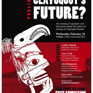 Clayoquot Mining Forum Feb 22, 2o12 (Complete)
