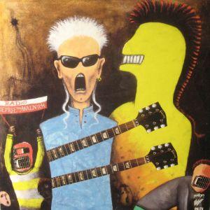 1200 Station - Post Punk - Punk Rock - New Wave - Gothic - Rock - Dj Lucas Vazquez