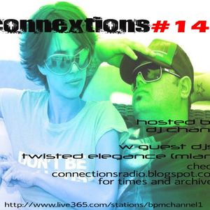 Connextions #14 (w/Twisted Elegance)