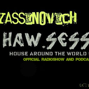 Dj yassinovich - HAW.SESSION EP 09 (official radio show & podcast) [made in holidays]