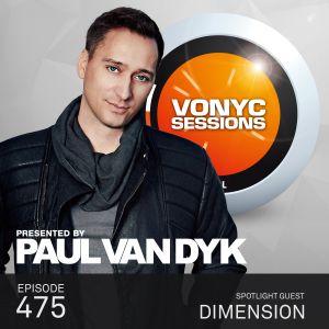Paul van Dyk's VONYC Sessions 475 - Dimension