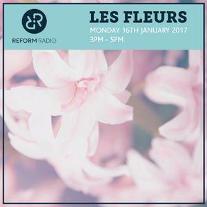 Les Fleurs 17th January 2017
