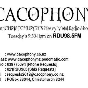 CACOPHONY - 28/02/12