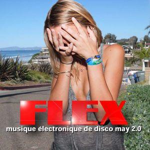 FLEX musique electronique de disco MAY 2.0