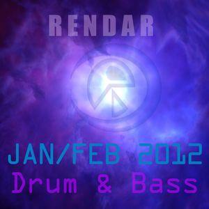 Drum & Bass Mix - January / February 2012