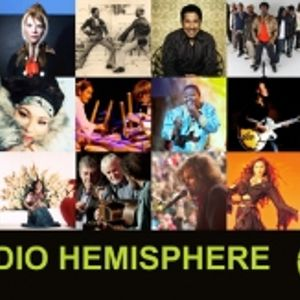 Radio Hemisphere show for 2010 DLR Festival of World Cultures