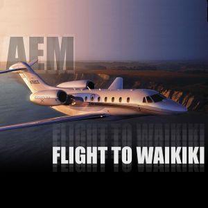 Flight to Waikiki