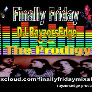 DJ RayzorsEdge - DJ RayzorsEdge vs The Prodigy