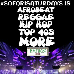 A TASTE OF SS(SAFARI SATURDAYS) VOL 2