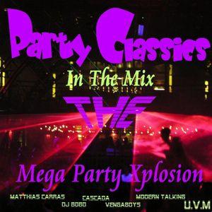 Party Classics - The Mega Party Xplosion 2008