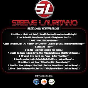 Radioshow Nov 2011