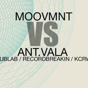 Anthony Valadez: Moovmnt Mix '08