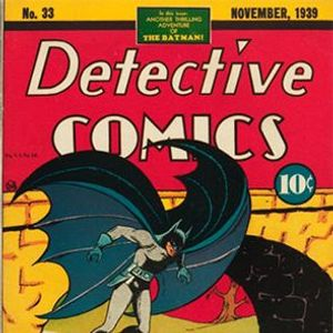 12 - Detective Comics #33 - The First Appearance Of Joe Chill
