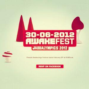 Karotte - Live @ Awakenings Festival, Spaarnwoude (Netherlands) - 30-06-2012