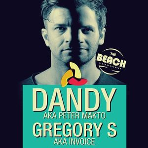 Dandy & Gregory S Live @ TrueSounds & Panorama - The Beach, Fehérvárcsurgó   20140718