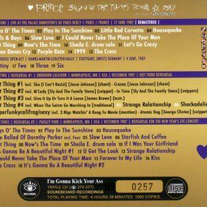 Purple Underground Vol 8 - I'm Gonna Kick Your Ass - Eye #375-377 CD 2/3 (repost)