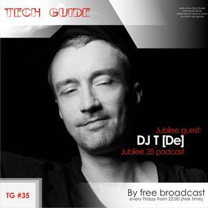 David Divine - Tech Guide #35 (Guest DJ T.)