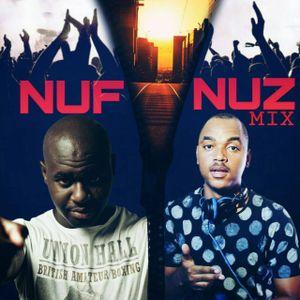 NUFNUZ MIX 4 Mixed by DJFhiso & MsinsiDJ8hours