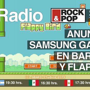 Presentación del Samsung Galaxy S5 y Flappy Bird - OMG! Radio