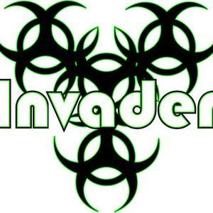 Invader - July Hardstyle mix #1