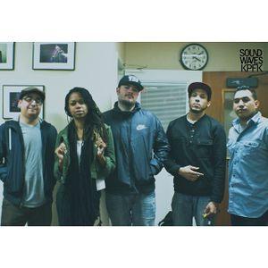 Soundwaves Radio - January 11, 2013 - DJ Panamami and Seano
