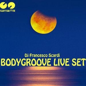 Bodygroove live set giugno
